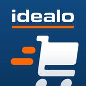 idealo - Price Comparison & Mobile Shopping App ícone