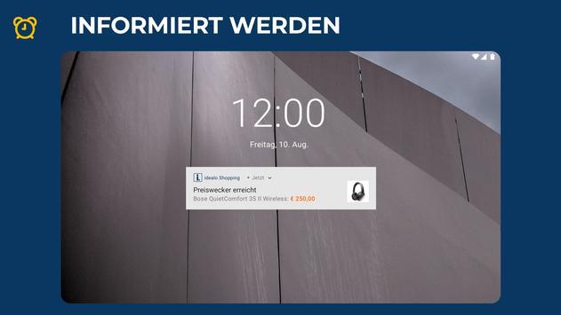 idealo: Produkt Preisvergleich Online Shopping App Screenshot 14