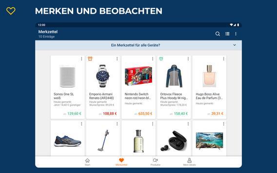 idealo: Produkt Preisvergleich Online Shopping App Screenshot 19