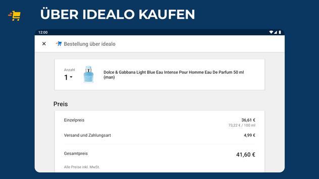 idealo: Produkt Preisvergleich Online Shopping App Screenshot 13