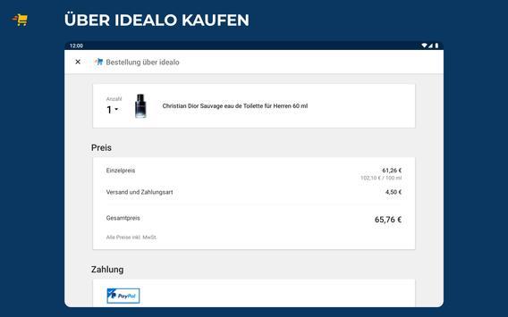 idealo: Produkt Preisvergleich Online Shopping App Screenshot 21