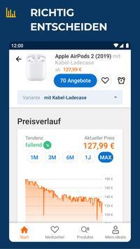 idealo: Produkt Preisvergleich Online Shopping App Screenshot 2