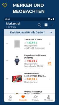 idealo: Produkt Preisvergleich Online Shopping App Screenshot 3