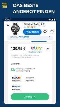idealo: Produkt Preisvergleich Online Shopping App Screenshot 4