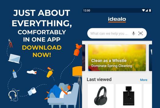 idealo - Price Comparison & Mobile Shopping App poster