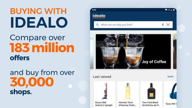idealo - Price Comparison & Mobile Shopping App imagem de tela 14