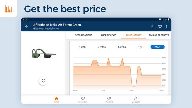 idealo - Price Comparison & Mobile Shopping App imagem de tela 16
