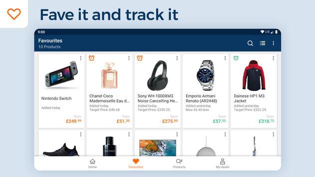 idealo - Price Comparison & Mobile Shopping App imagem de tela 18