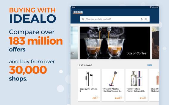 idealo - Price Comparison & Mobile Shopping App imagem de tela 7
