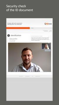 IDnow Online Ident screenshot 3