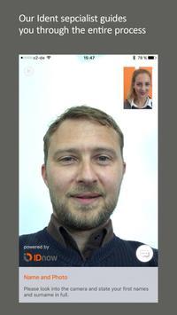 IDnow Online Ident screenshot 4