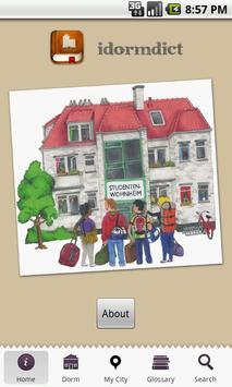 iDormDict poster