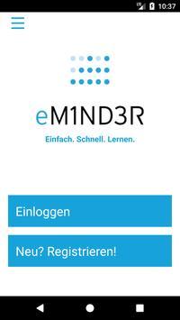 eM1ND3R poster