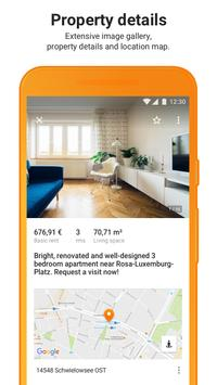 ImmobilienScout24 - House & Apartment Search screenshot 4