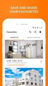 ImmobilienScout24 - House & Apartment Search 截圖 4