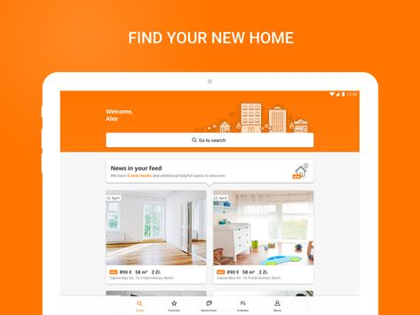 ImmobilienScout24 - House & Apartment Search 截圖 9
