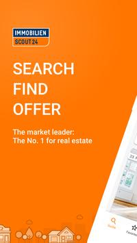ImmobilienScout24 - House & Apartment Search 海報
