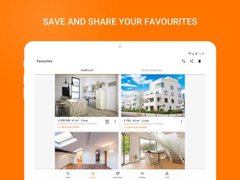 ImmobilienScout24 - House & Apartment Search 截圖 11