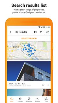 ImmobilienScout24 - House & Apartment Search screenshot 2