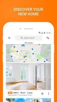 ImmobilienScout24 - House & Apartment Search 截圖 2