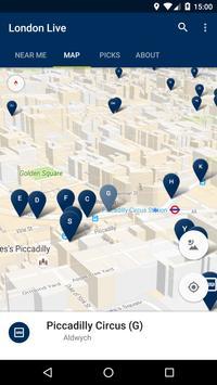 London Bus Live Departures screenshot 1