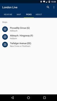 London Bus Live Departures screenshot 5