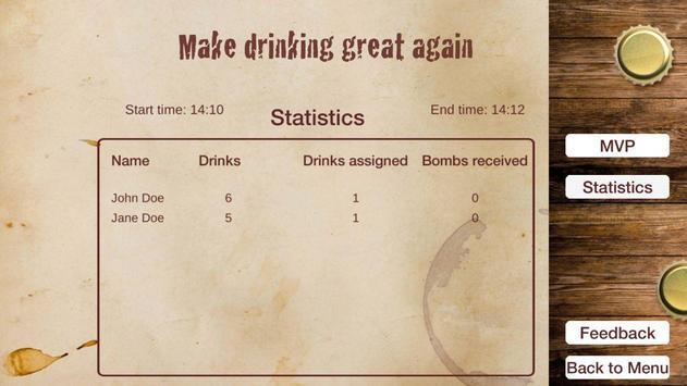 Make drinking great again! screenshot 4