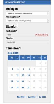 Jobcenter Düsseldorf screenshot 1