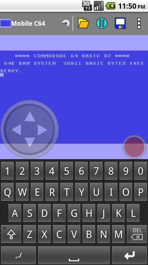 Mobile C64 for Android - APK Download