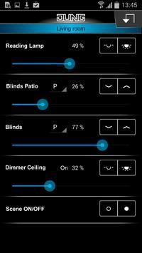 JUNG eNet IP-Gateway App screenshot 2