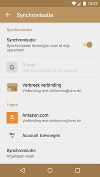 Deliveries screenshot 5