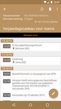 Deliveries screenshot 2