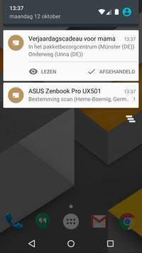 Deliveries screenshot 3