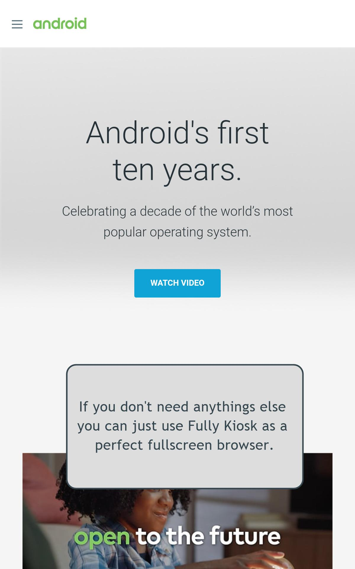Fully Kiosk Browser for Android - APK Download