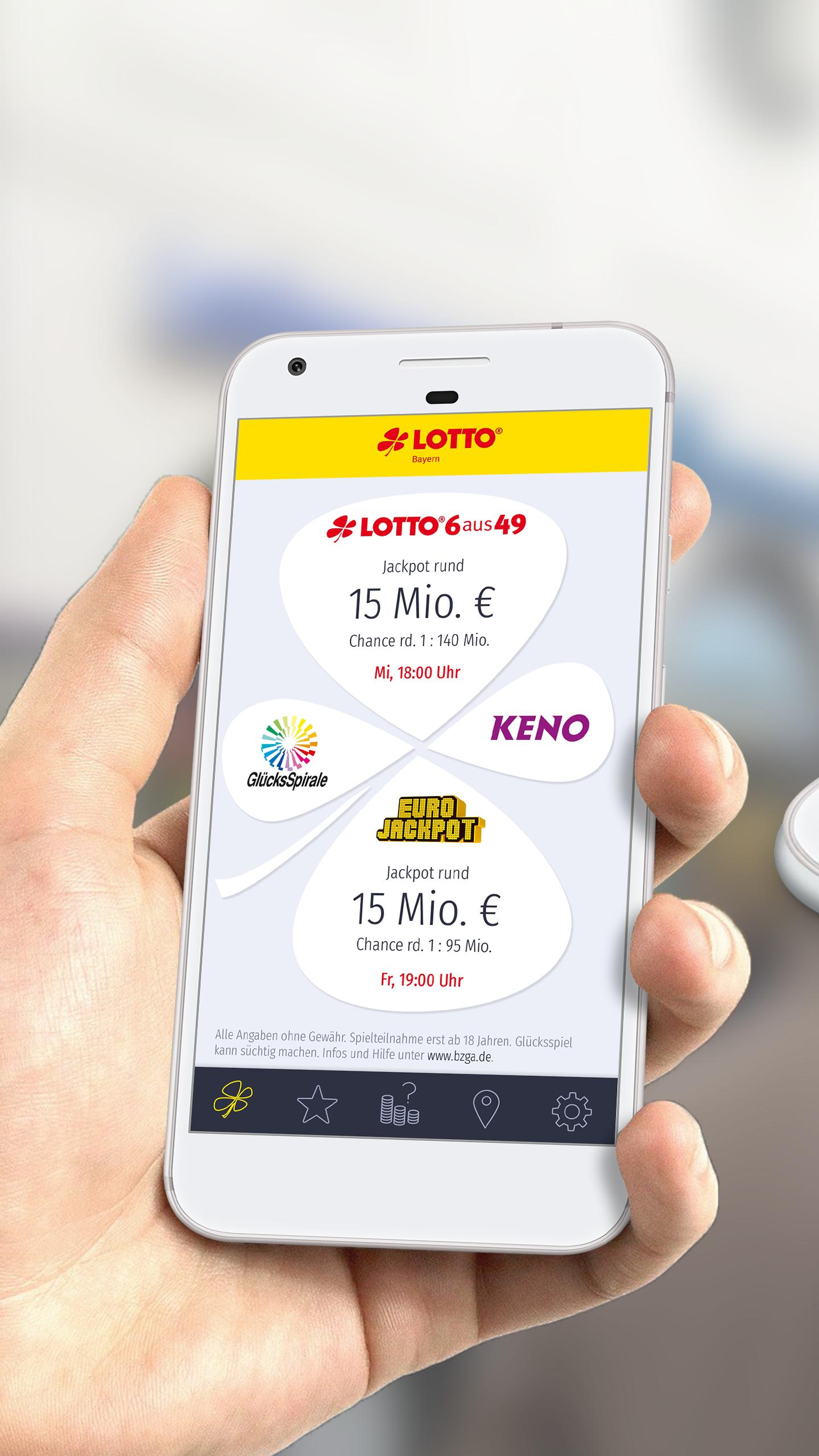 Sapp Lotto Bayern Service App For Android Apk Download