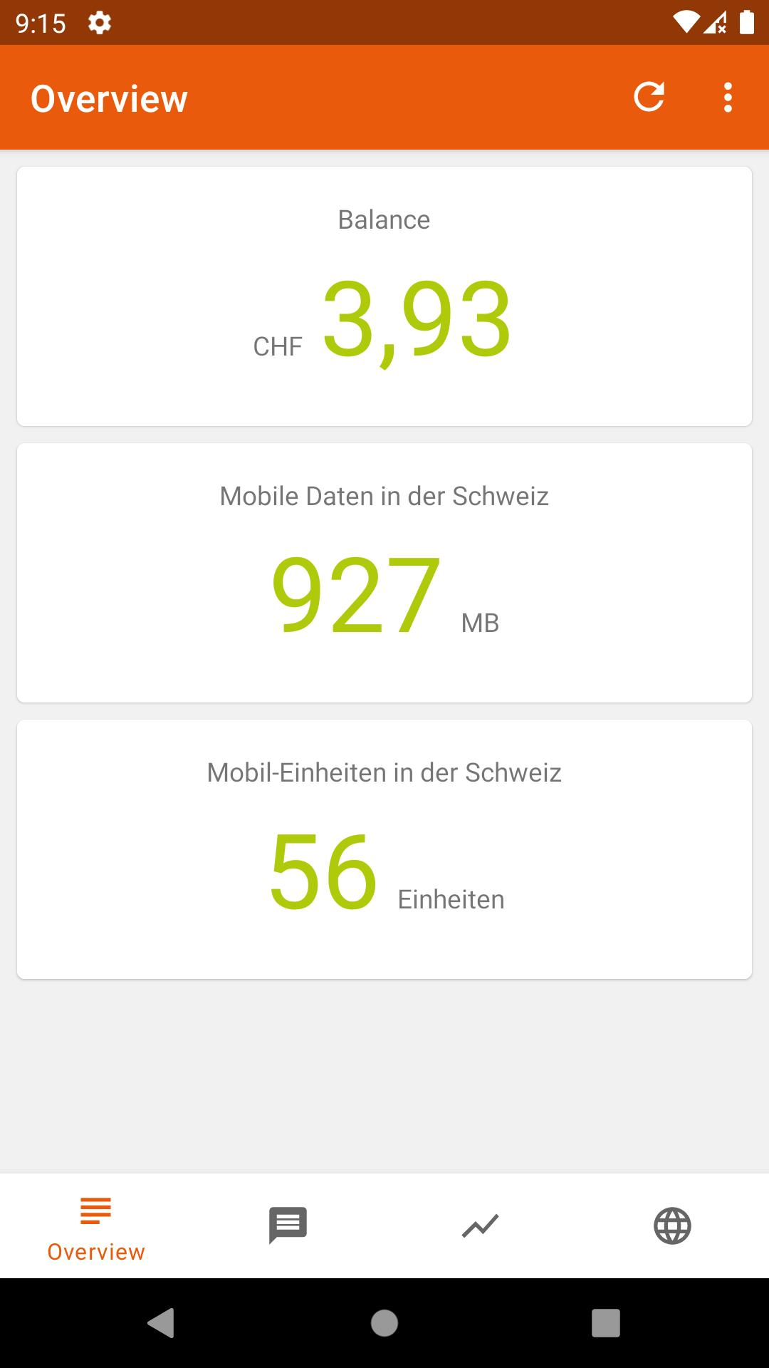Coop Mobile Prepaid Inofficial Balance Status For Android Apk Download