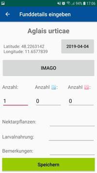 Tagfalter Bayern screenshot 2