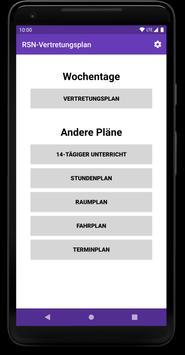 RS Neusitz - Vertretungsplan screenshot 3