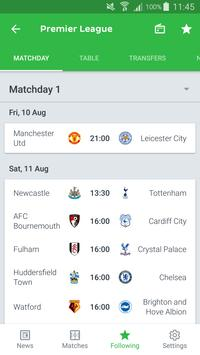 Onefootball screenshot 6