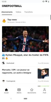 OneFootball Affiche