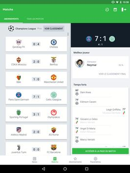 Onefootball capture d'écran 15
