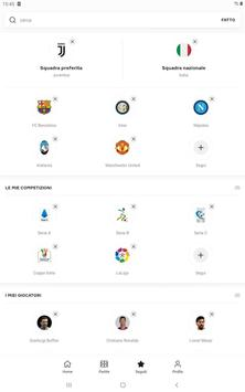 15 Schermata OneFootball