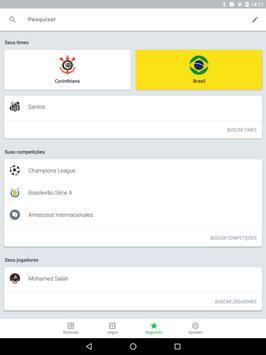 Onefootball imagem de tela 8