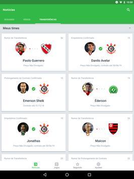 Onefootball imagem de tela 15