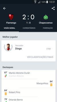 Onefootball imagem de tela 1