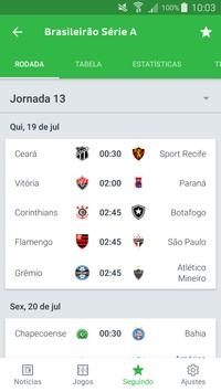 Onefootball imagem de tela 2
