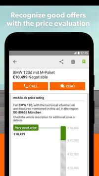 mobile.de screenshot 5