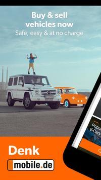 mobile.de poster