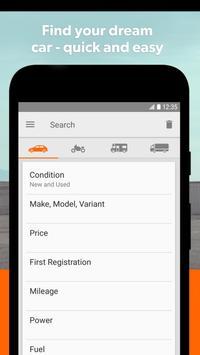 mobile.de screenshot 2