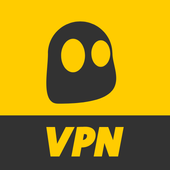 VPN by CyberGhost - Fast & Secure WiFi Protection icon